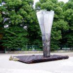 2005.g. uzstādītais piemineklis.